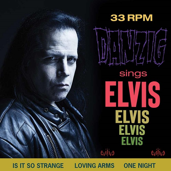 Read more about the article DANZIG – Kommt mit ELVIS Coveralbum