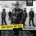 EISBRECHER – Tour erneut verschoben