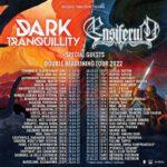 ENSIFERUM – Neues Video 'Run from the Crushing Tide' und Double Headliner Tour mit DARK TRANQUILLITY
