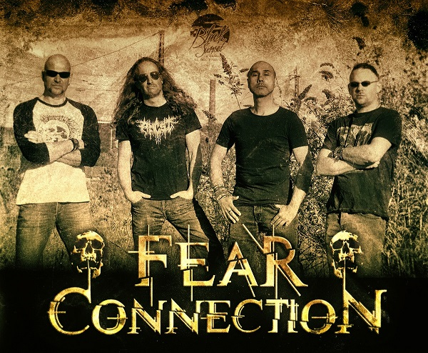 You are currently viewing FEAR CONNECTION – DM aus Bremen im 'Fight The Plague' Lyric Video