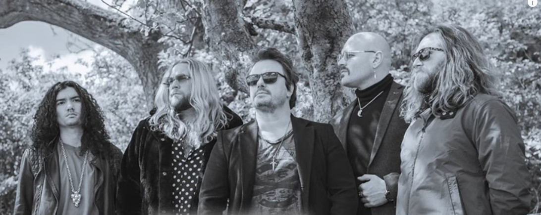 You are currently viewing INGLORIOUS ft. Jeff Scott Soto – 'Bring Me To Life' Evanescence Cover zur Album-VÖ