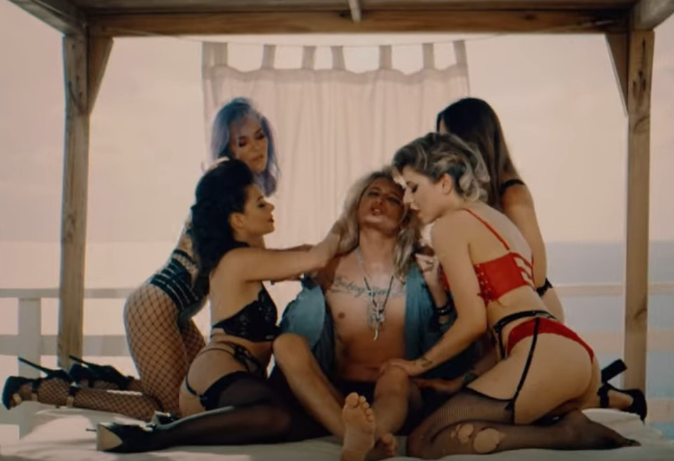 You are currently viewing KISSIN' DYNAMITE – Zweite Single und Videopremiere zu 'What Goes Up'