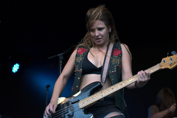 You are currently viewing THUNDERMOTHER – Bassistin Majsan verlässt die Band