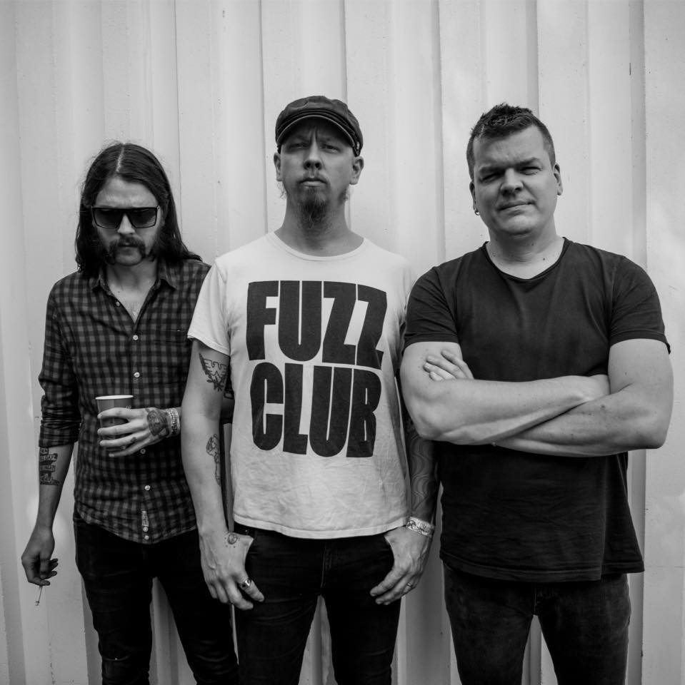 You are currently viewing MONOLORD – Doom/Stoner/Sludge Trio mit 'The Weary' Single und Video