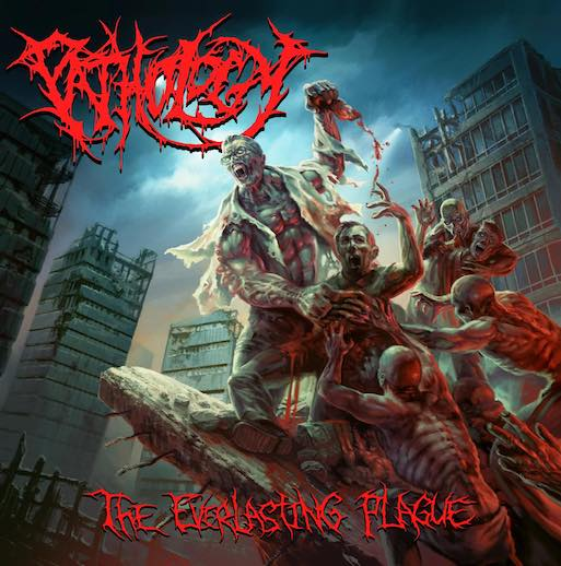 You are currently viewing Gore-Death von PATHOLOGY – 'As the Entrails Wither' Lyricvideo