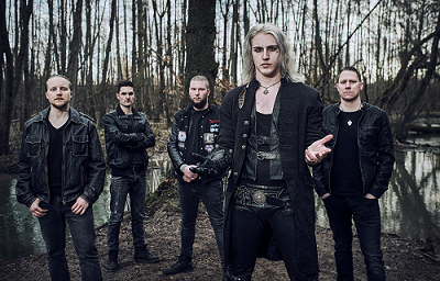 You are currently viewing REINFORCER – Moderner Power Metal im 'Z32' Lyric Video