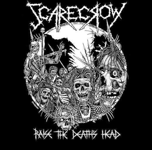 You are currently viewing SCARECROW  – (Death Angel, Exhumed Mitglieder) sind zurück mit neuer EP