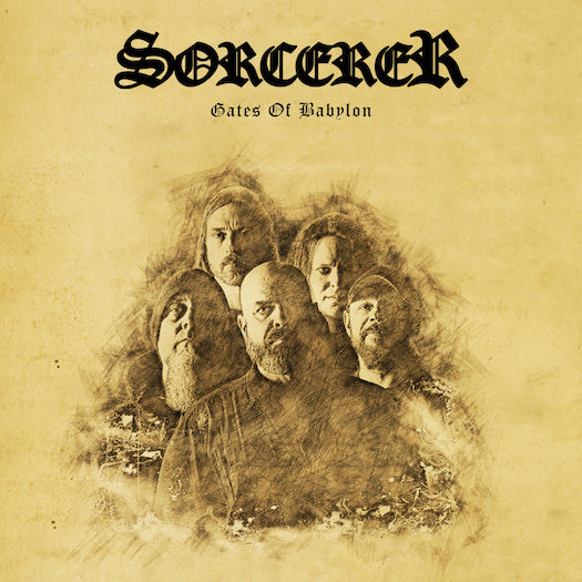 You are currently viewing SORCERER  – Rainbow Cover von 'Gates Of Babylon' online gestellt