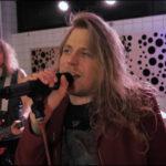 Hard Rocker TEMPLE BALLS – 'Heart Of A Warrior' Studio-Video