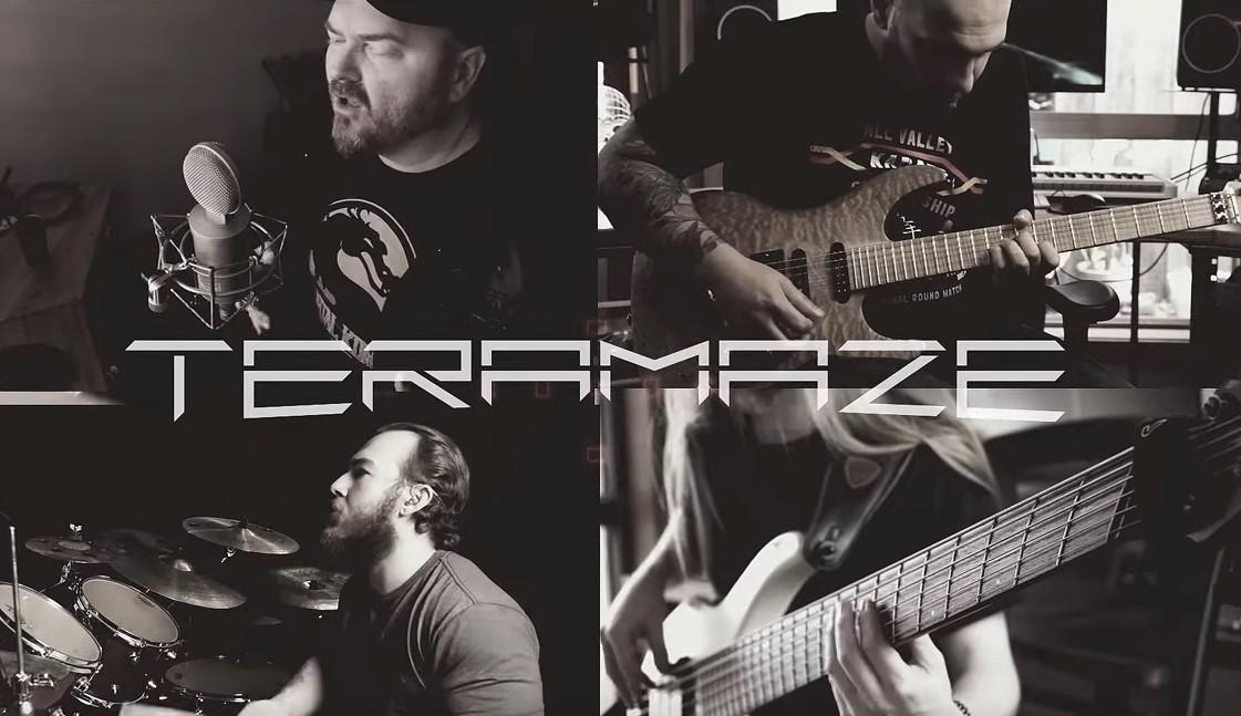 You are currently viewing Aussie-Progger TERAMAZE – teilen 'Modern Living Space' vom neuen Album im Band Video