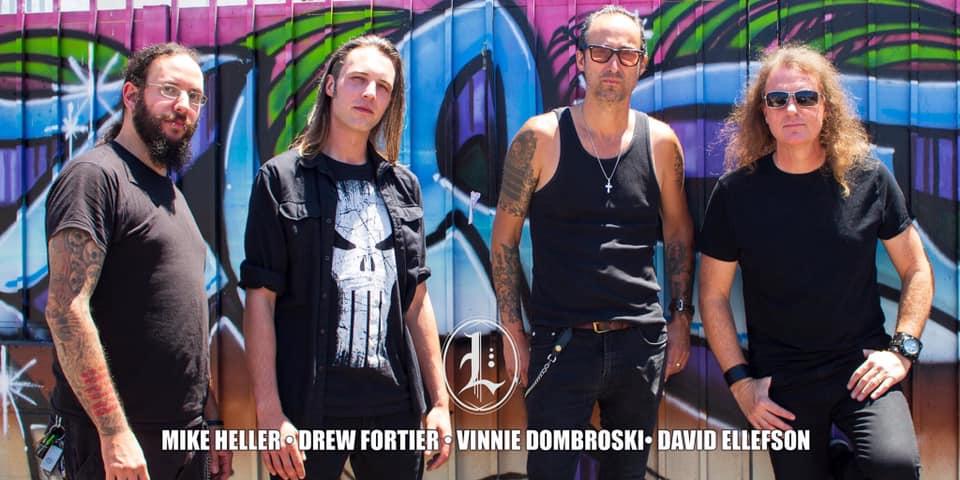You are currently viewing THE LUCID – Neue Band von D. Ellefson (ex-Megadeth) teilt zweite Single 'Damned'