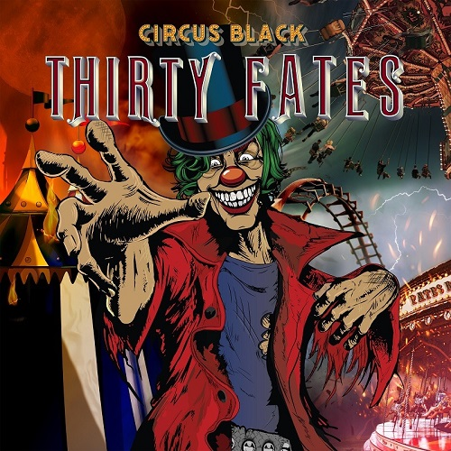 """You are currently viewing THIRTY FATES – HM aus Griechenland im 'Just For A Little' Video vom Album """"Circus Black"""""""