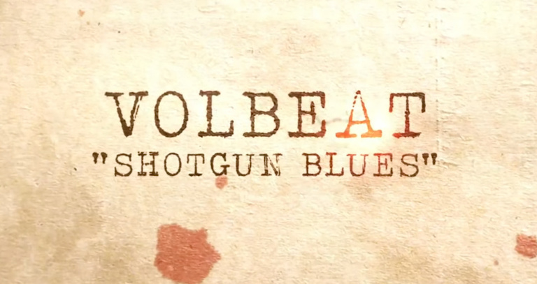 Read more about the article VOLBEAT – Neuer Track 'Shotgun Blues' Clip-Premiere