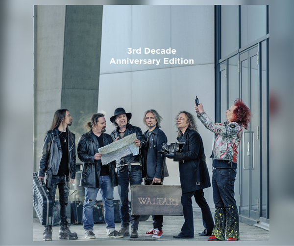 "You are currently viewing WALTARI – Crossover-Finnen feiern Geburtstag mit ""3rd Decade Anniversary Edition"""