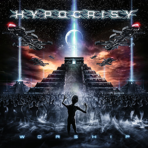 You are currently viewing HYPOCRISY – Veröffentlichen 'Chemical Whore' Video-Single