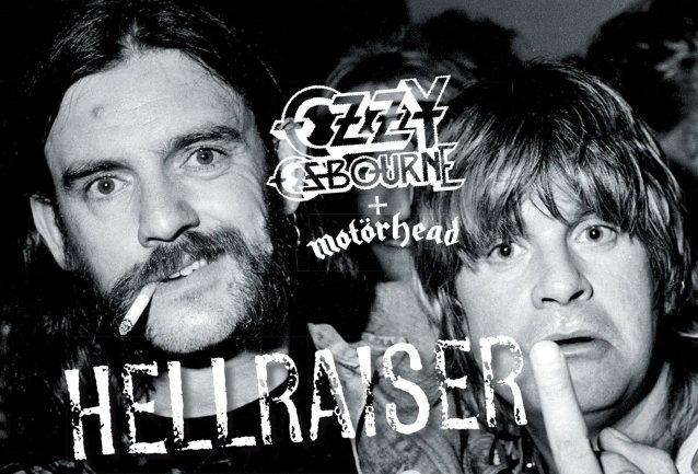You are currently viewing OZZY OSBOURNE und LEMMY KILMISTER – Unveröffentlichte 'Hellraiser' Version