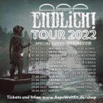 """ASP gehen auf """"ENDLiCH!"""" Tour 2022 mit neuem Album"""