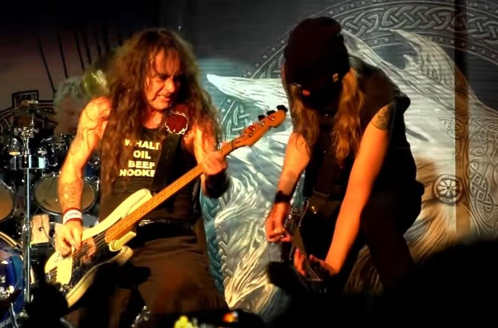 You are currently viewing Steve Harris (Iron Maiden) mit BRITISH LION – Neues 'Bible Black' Video und Tourdates '22