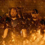 HAMMER KING – 'Ashes To Ashes' Viedopremiere
