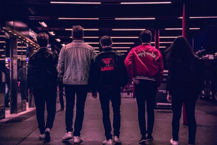 You are currently viewing HOUSTON – 'Heartbreaker' Auskopplung vom neuen Album