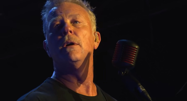 You are currently viewing METALLICA – Neue 'Frantic' & 'Whiskey In The Jar' Livemittschnitte