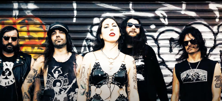 You are currently viewing Wahrer Heavy Metal von TOWER – 'Blood Moon' Clip
