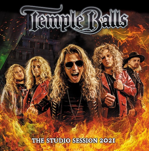 """You are currently viewing TEMPLE BALLS – """"The Studio Session 2021"""" Full Performance Stream"""