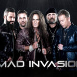 MAD INVASION – Dunkler Heavy Rock im 'Walking in the Shadows' Clip